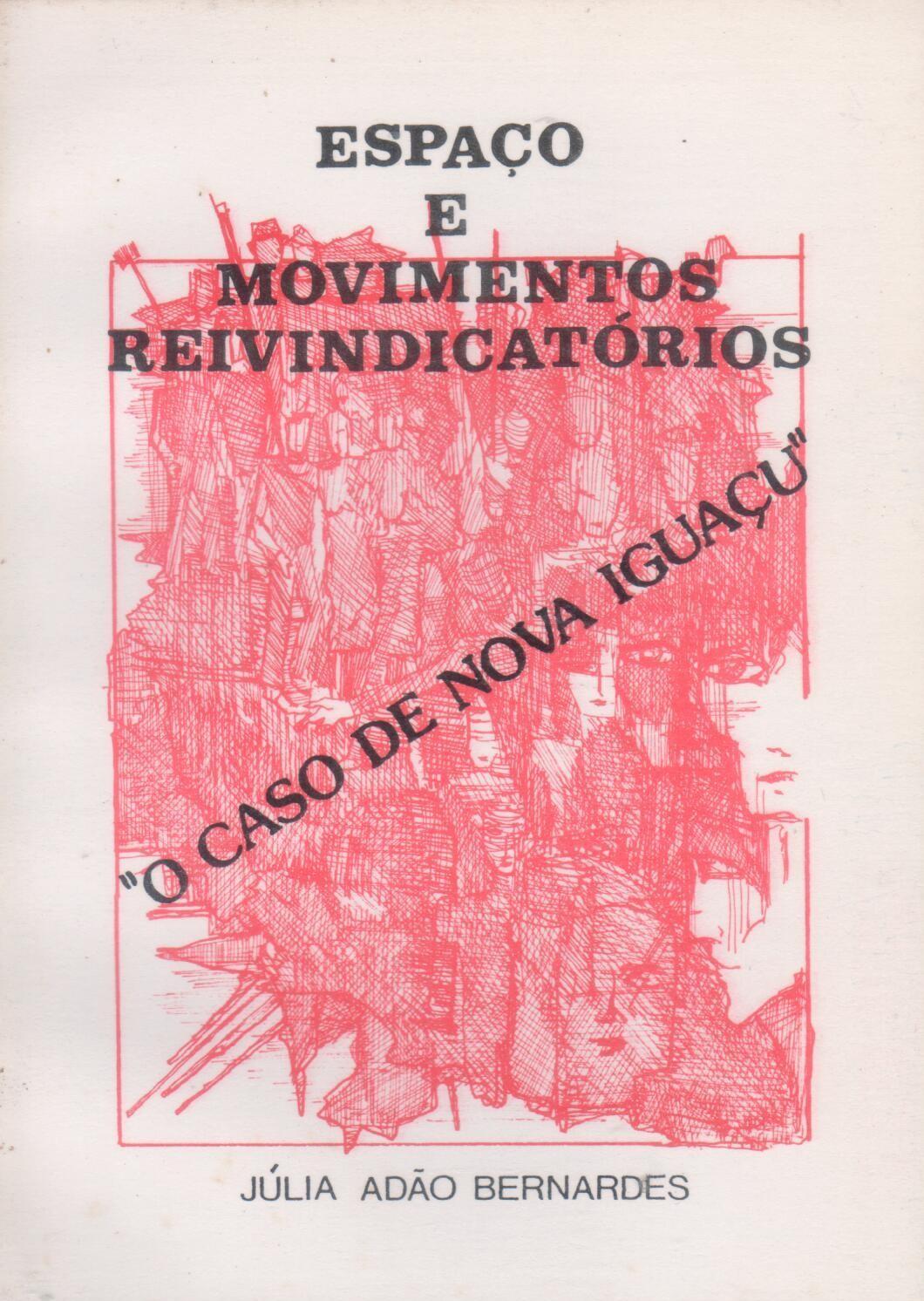 Espaço e movimentos reivindicatórios: o caso de Nova Iguaçu
