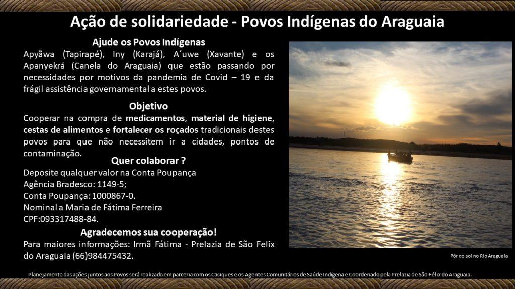 Campanha Covid-19 Araguaia
