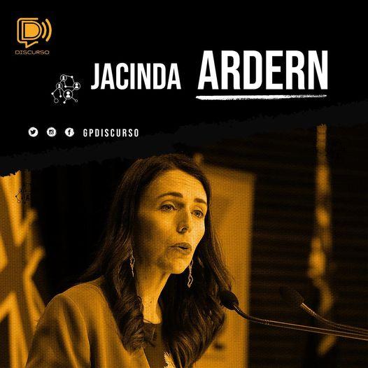 A atuação de Jacinda Ardern na gestão contra a Covid-19